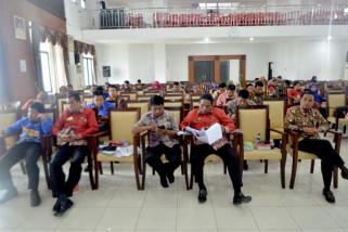 Pemkab Sinjai rapat penyusunan LKHS/RPJMD 2018-2023