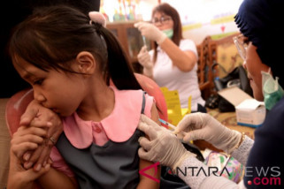 Penggunaan vaksi MR akhirnya mendapat persetujuan MUI