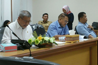 Ketua DPRD Sulbar hadiri raker Pansus BUMD