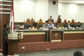 DPRD-Pemrov Sulsel sumbang Rp2 miliar gempa Lombok