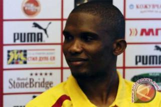Qatar Sports Club kontrak Samuel Eto`o