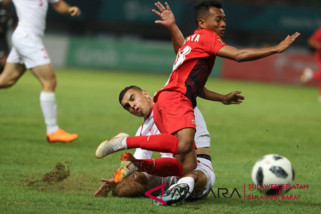 Palestina taklukkan Timnas U-23 Indonesia 2-1
