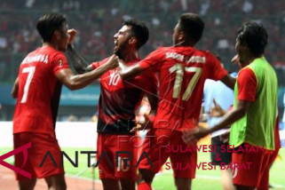 Indonesia U-23 gilas Chinese Taipei 4-0