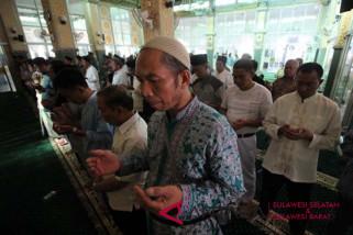JCH Makassar shalat ghaib bagi korban Lombok