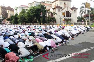 Shalat Idul Adha Kabupaten Bantaeng dipusatkan di Pantai Seruni