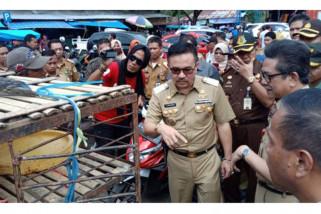 Penjabat Bupati Sinjai sidak pasar jelang Idul Adha