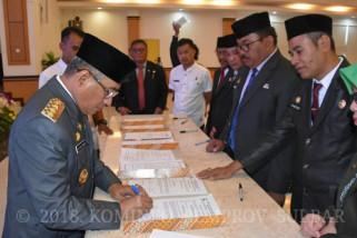 Gubernur Sulbar luncurkan Simpeg Merdeka