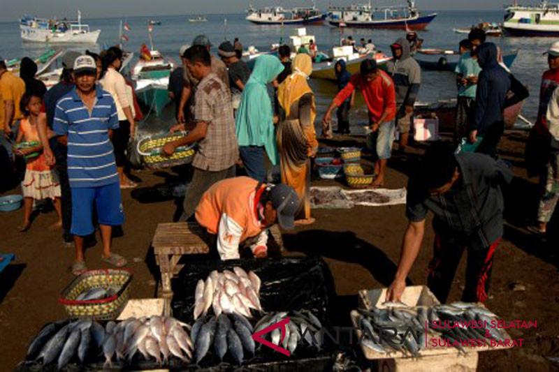 Komsumsi ikan nasional 2018