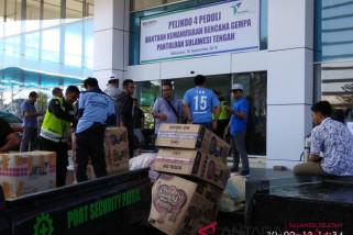 Posko Pelindo IV himpun donasi Rp1,3 miliar