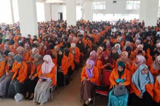 207 mahasiswa KKN UNM mengabdi di Jeneponto
