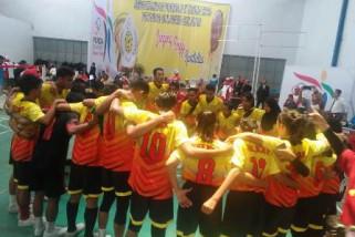 Tim Kepulauan Selayar kawinkan gelar cabang sepak takraw