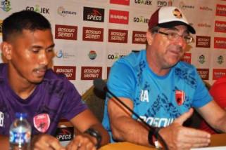 PSM-Sriwijaya FC sama-sama targetkan menang di Makassar