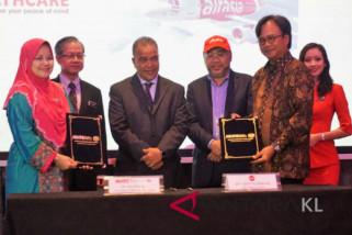 AirAsia Indonesia - MHTC kerjasama layanan medis wisatawan