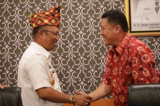 Pemkab Ogan Komering Ulu Timur kunjungi Bantaeng