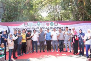 Kabupaten Sinjai gelar deklarasi damai Pemilu 2019