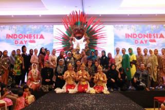 Warga Istanbul padati Festival Indonesia Day