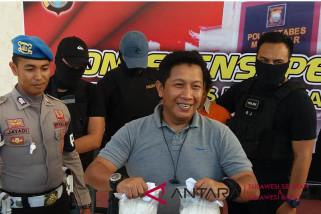 Polrestabes Makassar amankan pengedar sabu dua kilogram