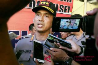 Polrestabes Makassar tembak mati begal lukai polisi