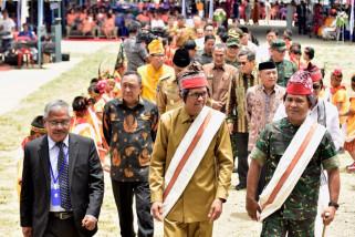 Gubernur : Toraja miniatur kerukunan umat beragama