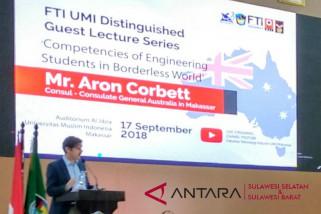 Konjen Australia dorong FTI UMI bersaing global