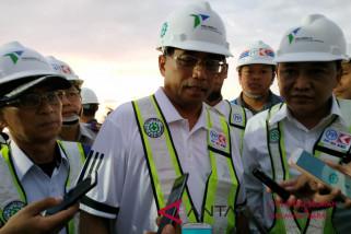 Menhub proyek MNP dirampungkan Oktober 2018