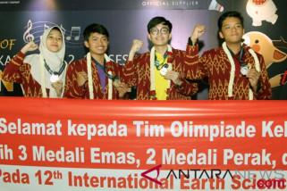 Pelajar Jakarta juara Olimpiade Internasional ke-3 Metropolises di Moskow