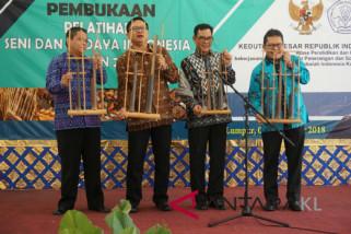 SILK gelar Pelatihan Seni Budaya Indonesia di Malaysia