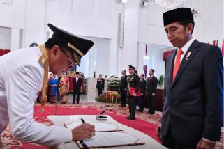 Gubernur fokus benahi birokrasi dan pelayanan publik