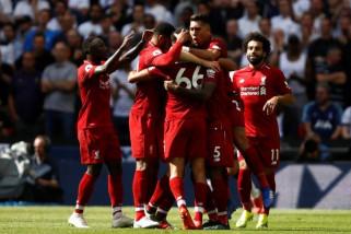 Liverpool pecundangi Tottenham 2-1