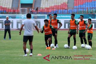 Gol Evan Dimas menangkan Indonesia melawan Mauritius