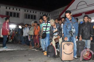 Malaysia pulangkan 173 WNI ke Nunukan