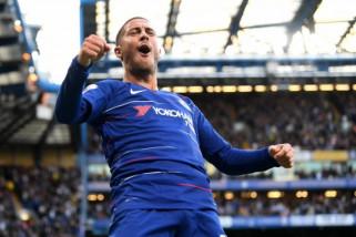 Eden Hazard ingin tinggalkan Chelsea secara baik-baik