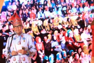 Gubernur: Festival F8 kebanggaan masyarakat Sulsel