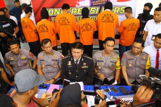 Polrestabes Makassar buru tujuh sindikat joki CPNS
