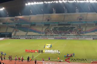 Timnas Indonesia bermain seri melawan Hong Kong
