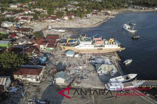 13 warga Pelabuhan Donggala belum ditemukan
