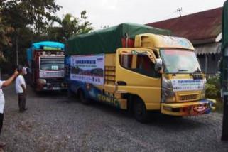 PTPN kirim enam truk logistik ke Sulteng