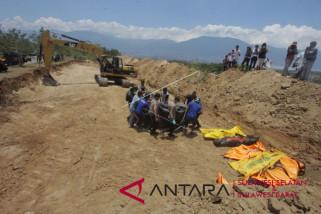 BNPB: jenazah korban cepat dimakamkan
