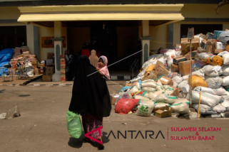 Pengungsi terus datangi posko Asrama Haji Sudiang