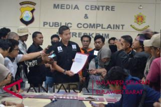 Polisi ungkap penipuan sumbangan gempa Sulteng