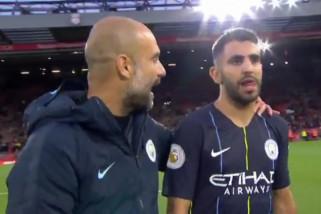 City bermain imbang dengan Liverpool