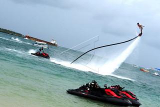 Flyboard dunia siapkan tontonan spektakuler di Losari