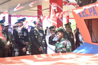 Jadi Irup di HUT TNI, ini pesan Bupati Bantaeng