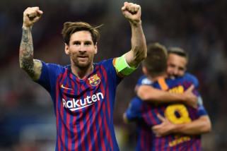 Barcelona hempaskan Tottenham di Wemley