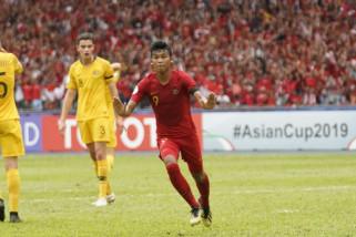 Indonesia gagal ke Piala Dunia U-17 di Peru