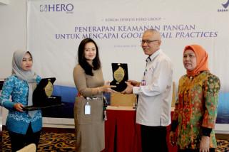Hero-BPOM berkomitmen jaga keamanan produk pangan