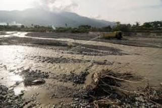 Pendangkalan sungai Mamuju butuh perhatian pemerintah