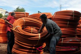 Telkom pasang jaringan fiber optik di Mamasa