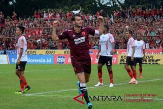 PSM Makassar kalahkan Persipura 4-2