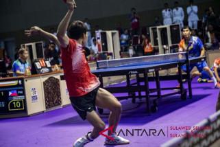 Atlet Sulsel juara II Kejurnas Tenis Meja Piala Jaguar